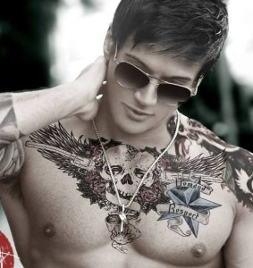 Tattoos for chest
