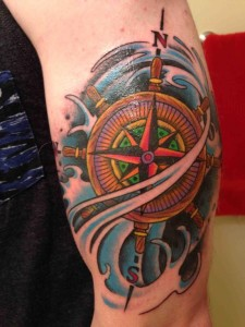 Compass Tattoo Meaning